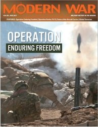 Modern War #30 Operation Enduring Freedom