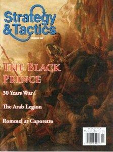 Strategy & Tactics #260  Black Prince: Crecy & Navarette