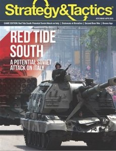 Strategy & Tactics #315 Red Tide South