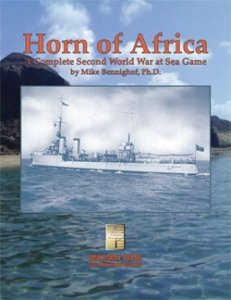 Second World War at Sea: Horn of Africa (Playbook Edition)