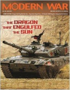 Modern War #42: Dragon Engulfed Sun