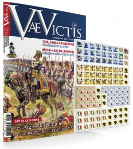 VaeVictis no. 144 Les Aigles du Danube