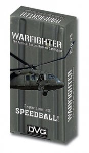 Warfighter Modern - Expansion #05 Speedball