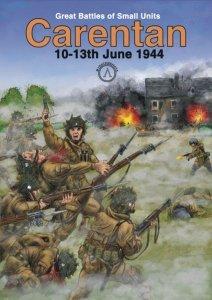 Carentan, 10-13 czerwca 1944