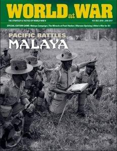 World at War #51 Pacific Battles: Malaya