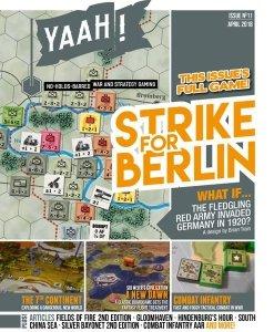Yaah! #11 Strike for Berlin