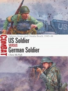COMBAT 48 US Soldier vs German Soldier