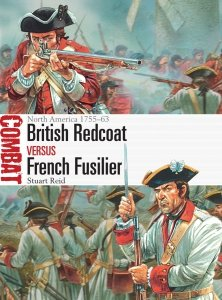 COMBAT 17 British Redcoat vs French Fusilier