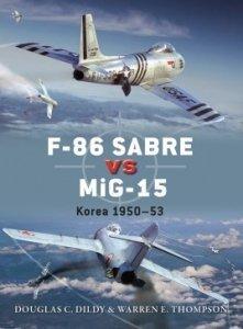 DUEL 50 F-86 Sabre vs MiG-15