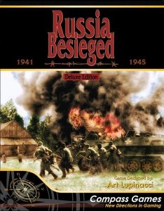 Russia Besieged Delux Edition