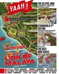Yaah! #6 Lion of Malaya