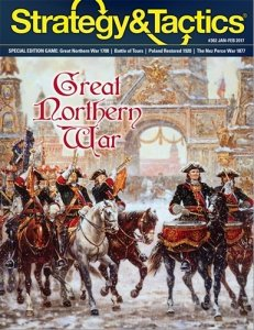 (UŻYWANA) Strategy & Tactics #302 Great Northern War