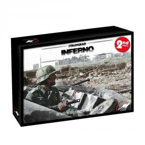 Stalingrad: Inferno on the Volga 2nd Edition