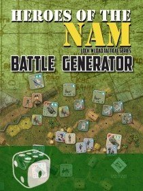 Heroes of the Nam - Battle Generator