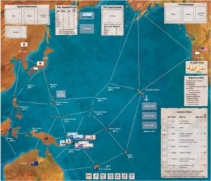 Fleet Commander Nimitz Expansion #2 - Total War
