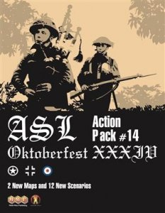 ASL Action Pack 14 – Oktoberfest XXXIV