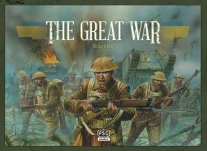 Commands & Colours The Great War - Centenary Edition