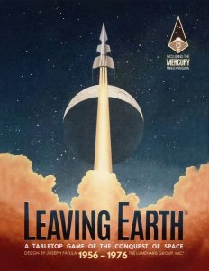 Leaving Earth: Base with Mercury Expansion