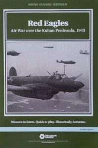 Mini Folio Red Eagles Air War over the Kuban Peninsula, 1943