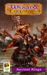 Wizard Kings 2nd Ed.: Ancient Kings Expansion