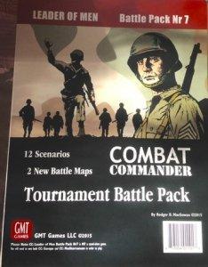Combat Commander Battle Pack #7: Tournament Battle Pack