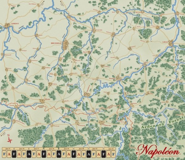 Napoleon: The Waterloo Campaign, 1815 - 4th Edition