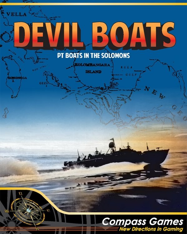 Devil Boats: PT Boats In The Solomons