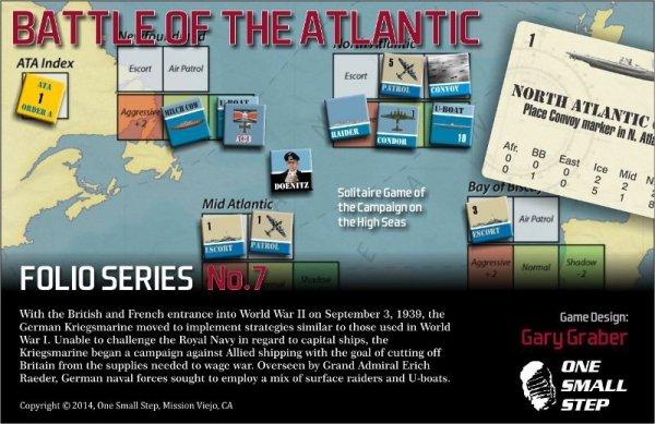 Folio Series No. 7: Battle of the Atlantic