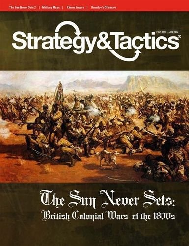 Strategy & Tactics #274 The Sun Never Sets