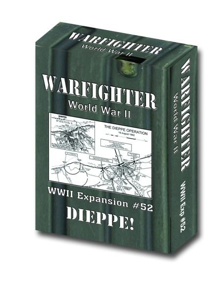 Warfighter WWII - Expansion #52 Battle of Dieppe!