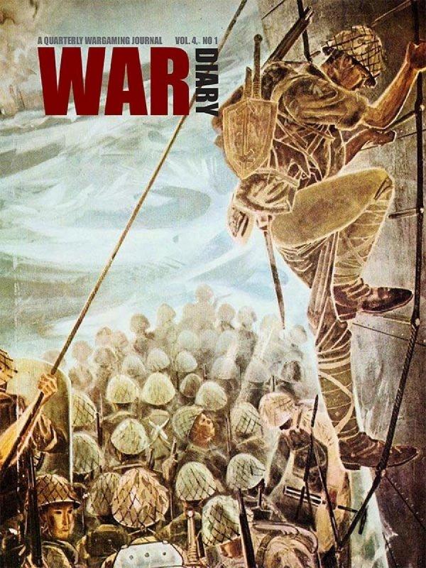 War Diary Magazine Issue #13