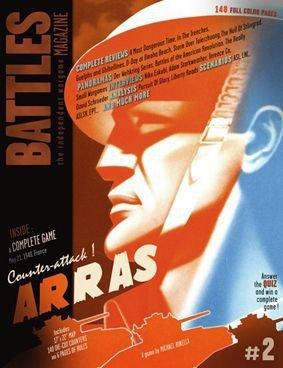 Battles Magazine #2 Counter-Attack! Arras