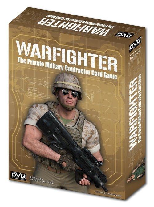 Warfighter Private Military Contractor Core Game
