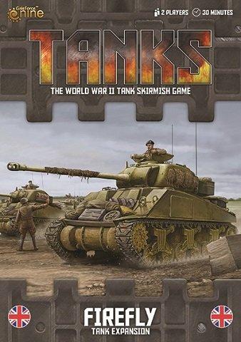 Tanks: Sherman Firefly Exp.