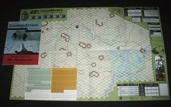 CounterAttack #3 - 48th Panzerkorps: Battles on the River Chir