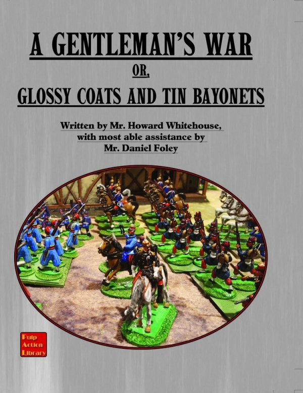A Gentlemen's War Hardcover