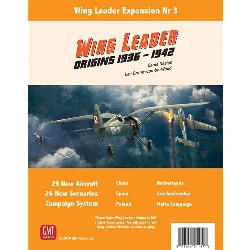 Wing Leader Origins 1936 - 42 Exp.