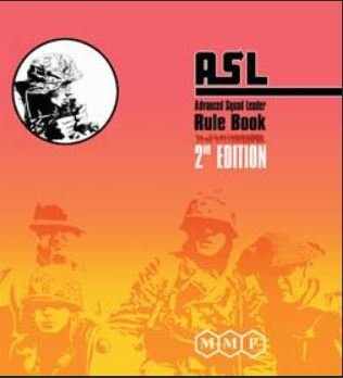 ASL Rulebook 2nd Edition