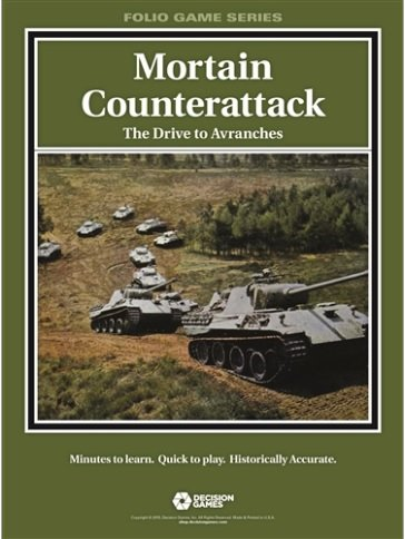 Mortain Counterattack: The Drive to Avranches