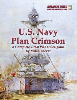 Great War at Sea: U.S Navy Plan Crimson