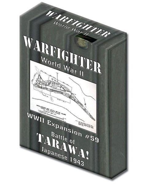 Warfighter WWII PTO - Expansion #59 Battle of Tarawa