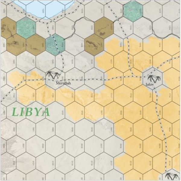 Strategy & Tactics #325 Italian-Ottoman War 1911-1912
