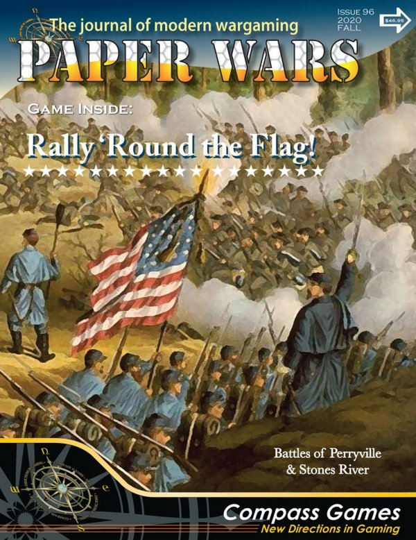 Paper Wars #96 Rally 'Round The Flag