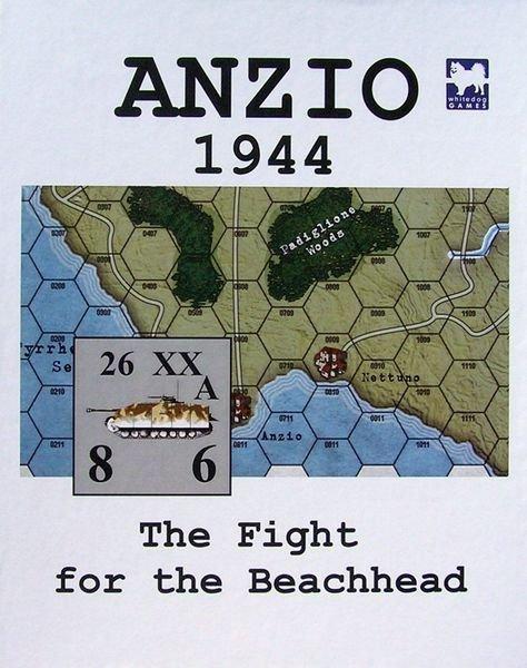 Anzio: The Fight for the Beachhead, 1944