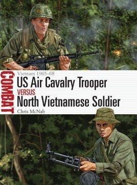 COMBAT 51 US Air Cavalry Trooper vs North Vietnamese Soldier
