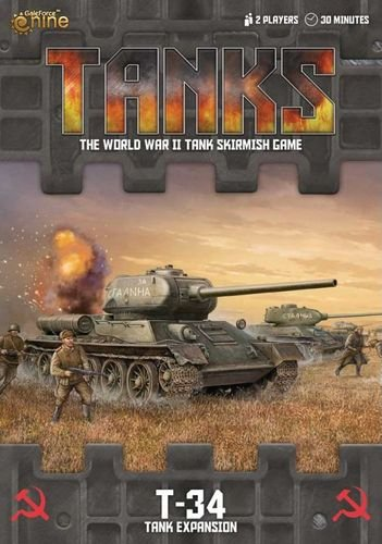 Tanks: T34 Exp.