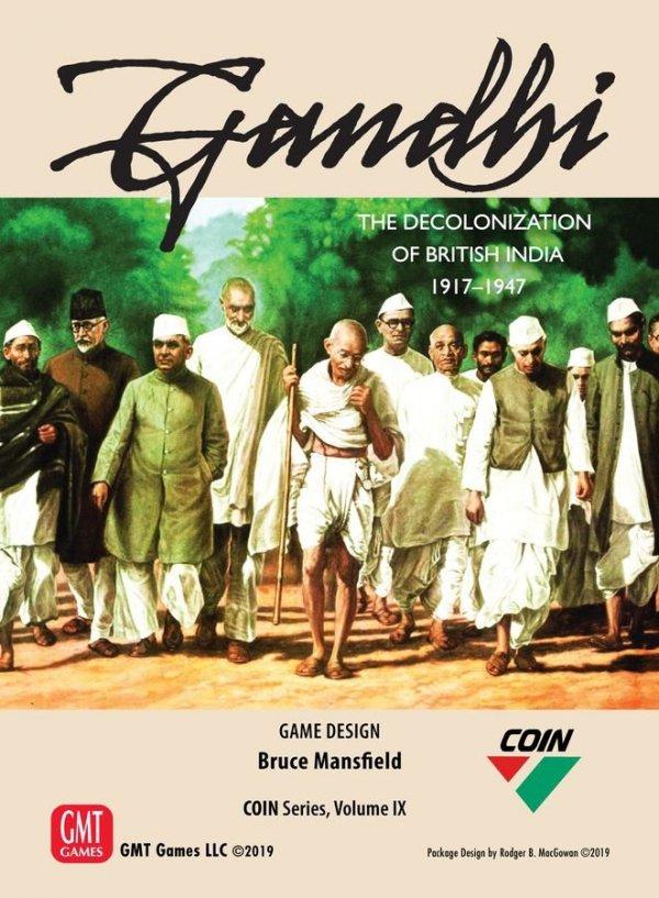 Gandhi COIN Volume IX