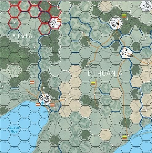 Strategy & Tactics #327 Suwalki Gap