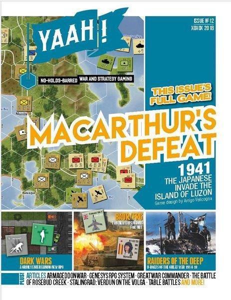 Yaah! #12 MacArthur's Defeat