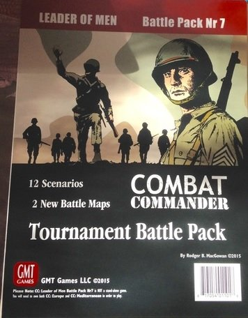 Combat Commander Battle Pack #7: Tournament Battle Pack
